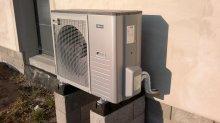 RD Ostřešany - tepelné čerpadlo vzduch voda