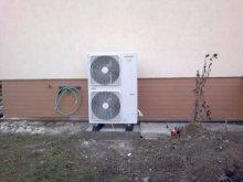 RD Cerhenice - tepelné čerpadlo vzduch voda