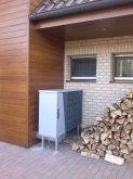 RD Pamětník - tepelné čerpadlo vzduch voda