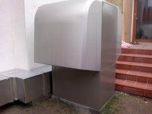 RD Strančice- tepelné čerpadlo vzduch voda